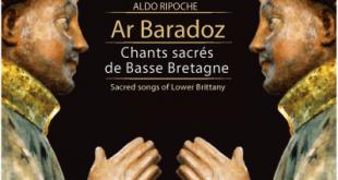 """Ar Baradoz"", le superbe nouvel album de Yann-Fañch Kemener"