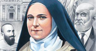 Aujourd'hui, nous fêtons Sainte Thérèse de l'Enfant-Jésus : offrez-vous la BD en breton qui lui est dédiée