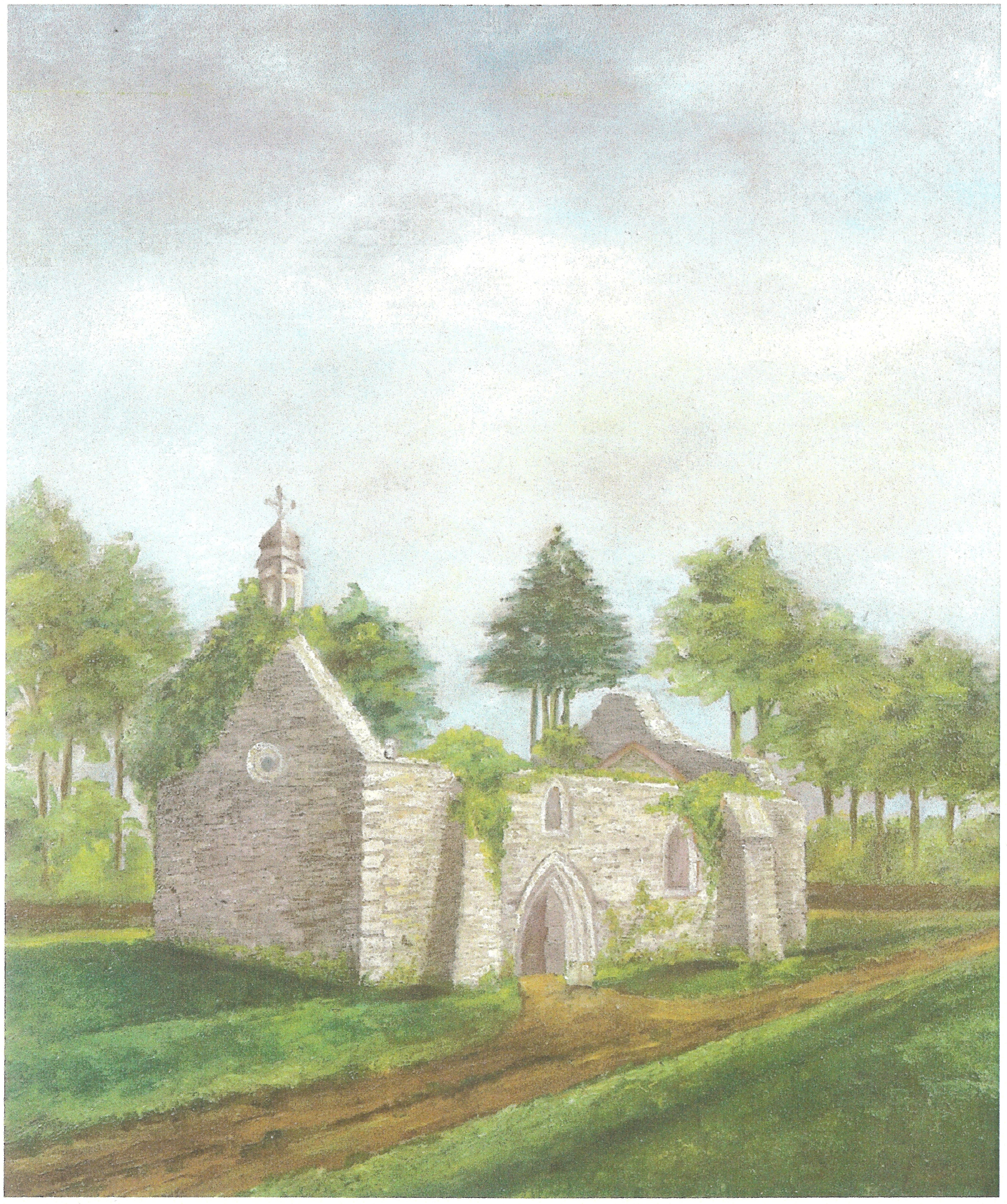 1 Ancienne chapelle saint Germain XVIème siècle