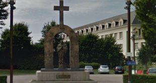 statue jean paul II - Ploermel