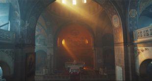 Une vidéo de l'église de Paimboeuf primée à un festival américain