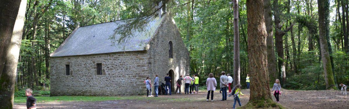 chapelle saint maurice saint guyomard