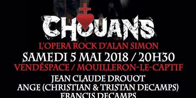Chouans: quand le rock raconte l'Histoire
