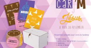 Un kit de Carême original pour vos enfants !