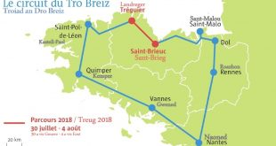 TRO BREIZ : La Bretagne historique en 9 étapes