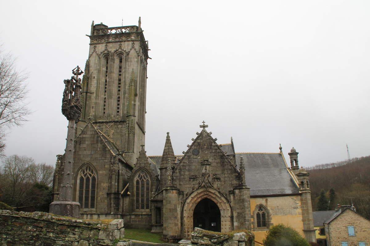 chapelle saint herbot
