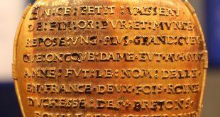 reliquaire volé anne de Bretagne