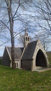 chapelle koat keo - scrignac