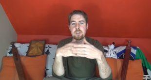 Réaction de Nicolas Graignic sur le vol du reliquaire d' Anne de Bretagne-