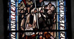 Aujourd'hui, le diocèse de Vannes fête saint Vincent Ferrier / hymne des vêpres