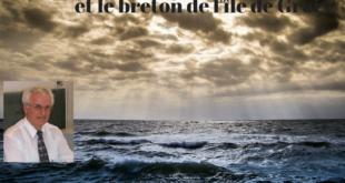 Elmar Ternes : le linguiste, Alan Raude, l'île de Groix et le breton