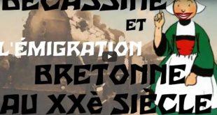 Réaction-Bécassine et l'émigration bretonne au XIXè-XXè siècle