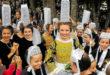 [PONT L'ABBE] Pas de messe en breton pour la fête des brodeuses