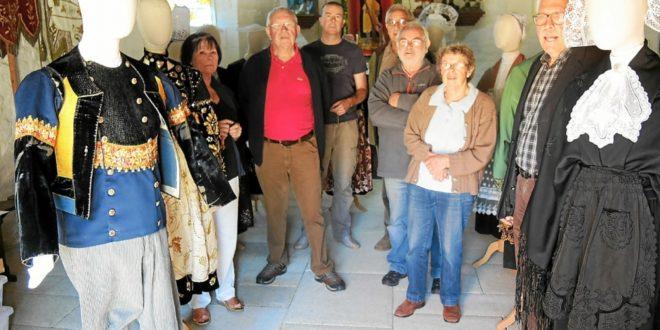 Une souscription pour restaurer la bannière de La Trinité-Langonnet