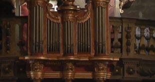 [CARNAC] L'orgue et les cantiques bretons dans la messe à Saint Cornély