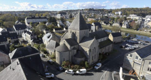 [QUIMPER] Appel aux dons pour restaurer l'église de Locmaria