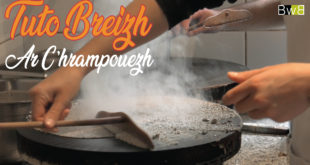 Tuto Breizh : Ar C'hrampouezh / Comment faire des crêpes