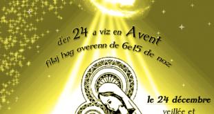 Messe de noel en breton 2018