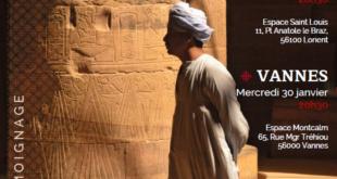Conférences à Vannes et Lorient : Quelle place pour les chrétiens coptes en Égypte ?