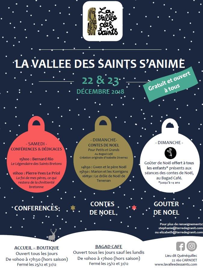 vallée des saints noel