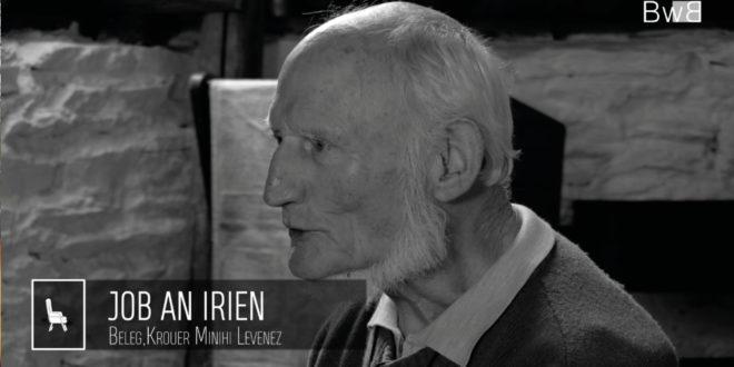 Job An Irien, la foi vécue en langue bretonne.