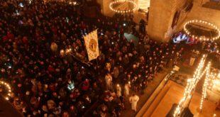 600e anniversaire de la mort de saint Vincent Ferrier à Vannes (vidéo)