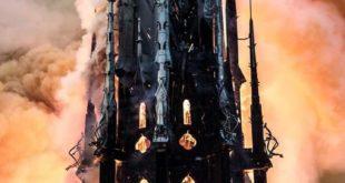 [PARIS] Notre-Dame de Paris en proie à un terrible incendie