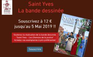 Bande dessinée saint yves triomphe