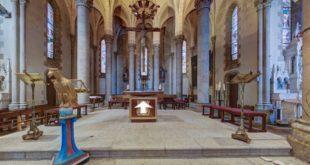 Les églises & chapelles du Doyenné d'Arradon en 360°