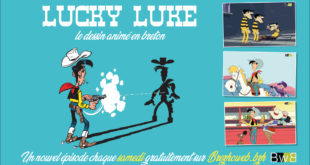 Lucky Luke en breton sur Brezhoweb