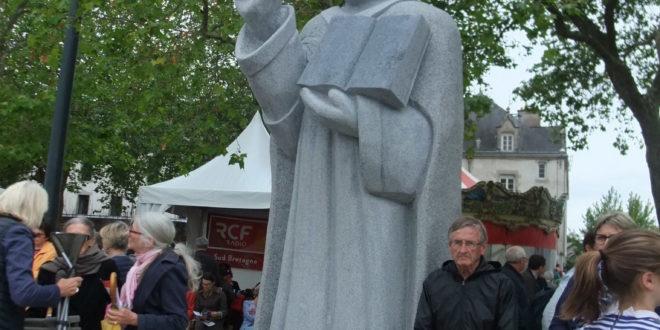 Revivez la messe de clôture du Jubilé Saint Vincent Ferrier
