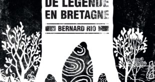 1200 lieux de légendes en Bretagne (Bernard Rio)