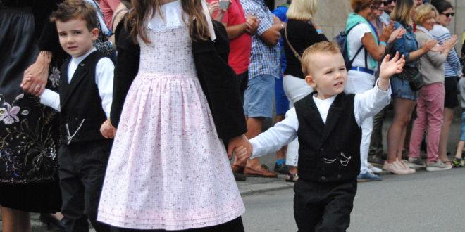 Festival de Cornouaille 2019 : les enfants, au cœur du renouveau de la culture bretonne