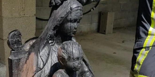 Il y a un an brûlait Notre-Dame de Koat-Keo