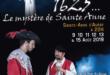 A partir de ce soir 9/08, découvrez le son & lumière de Sainte Anne d'Auray