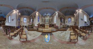 [BRETAGNE EN 3D] Le sanctuaire de Querrien en 360°