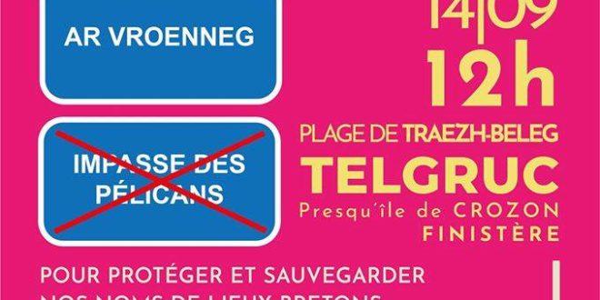 Des mariages forcés des communes à la francisation des noms de lieux : un même combat !