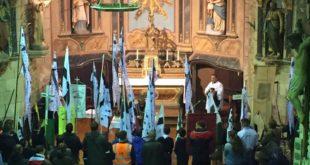 Le pèlerinage Feiz é Breizh s'est élancé vers Sainte Anne d'Auray (MàJ du 29/09/19)
