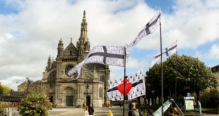 Retour sur le pèlerinage Feiz é Breizh (2nde partie) : de Bieuzy Lanvaux jusqu'à sainte Anne