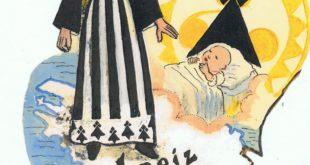 Eloge en dessins de la maternité bretonne