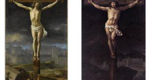 La crucifixion de l'église de Pont-Scorff