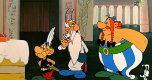 Asterix et Cléopâtre en breton pour Noël
