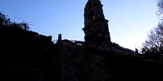 La chapelle est morte !