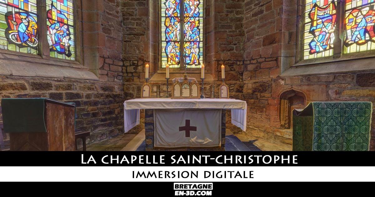 chapelle saint christophe lorient 360