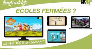Des programmes en breton pour les enfants des écoles Diwan, Dihun, Div Yezh…