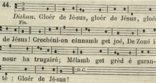 Adaptations bretonnes de l'hymne O filii et filiae (2ème partie)