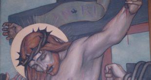 Chemin de croix en ligne, bilingue, autour des tableaux de Xavier de Langlais