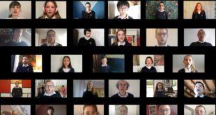 Choeur virtuel – Me zo ganet e kreiz ar mor | Petits Chanteurs de Lannion