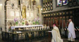 Revivez la messe de ce dimanche à Sainte Anne d'Auray.