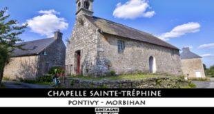 [PONTIVY] Découvrez la chapelle Sainte-Tréphine en 360°